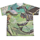 Batman Classic TV Series - Underwater T-Shirt - Societee Norms - 15