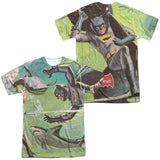 Batman Classic TV Series - Underwater T-Shirt - Societee Norms - 5