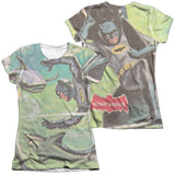 Batman Classic TV Series - Underwater T-Shirt - Societee Norms - 6