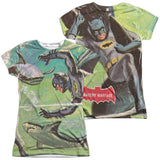 Batman Classic TV Series - Underwater T-Shirt - Societee Norms - 7