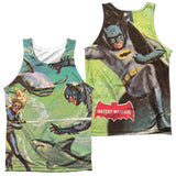 Batman Classic TV Series - Underwater T-Shirt - Societee Norms - 8