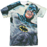 Batman Classic TV Series - Foliage T-Shirt - Societee Norms - 1