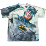 Batman Classic TV Series - Foliage T-Shirt - Societee Norms - 14