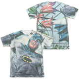 Batman Classic TV Series - Foliage T-Shirt - Societee Norms - 3