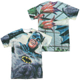 Batman Classic TV Series - Foliage T-Shirt - Societee Norms - 4