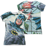 Batman Classic TV Series - Foliage T-Shirt - Societee Norms - 6