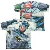Batman Classic TV Series - Foliage T-Shirt - Societee Norms - 8