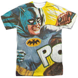 Batman Classic TV Series - On the Chin T-Shirt - Societee Norms - 1