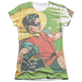 Batman Classic TV Series - Fighting Back T-Shirt - Societee Norms - 10