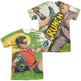 Batman Classic TV Series - Fighting Back T-Shirt - Societee Norms - 4