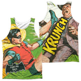 Batman Classic TV Series - Fighting Back T-Shirt - Societee Norms - 7