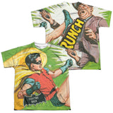 Batman Classic TV Series - Fighting Back T-Shirt - Societee Norms - 8