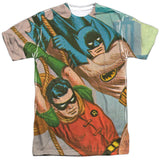 Batman Classic TV Series - Nightly Patrol T-Shirt - Societee Norms - 1