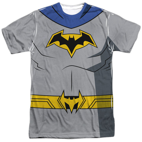 Batman Unlimited - Batman Costume Tee T-Shirt - Societee Norms - 1