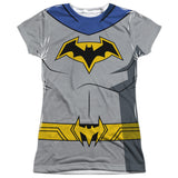 Batman Unlimited - Batman Costume Tee T-Shirt - Societee Norms - 5