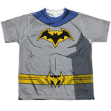 Batman Unlimited - Batman Costume Tee T-Shirt - Societee Norms - 6