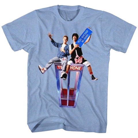 BILL AND TED - SHOULD BE HERE