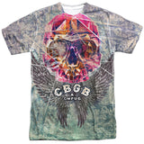 CBGB - Graffiti Skull T-Shirt - Societee Norms - 1