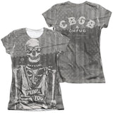 CBGB - Punk You T-Shirt - Societee Norms - 9