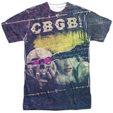 CBGB - Torn T-Shirt - Societee Norms - 1