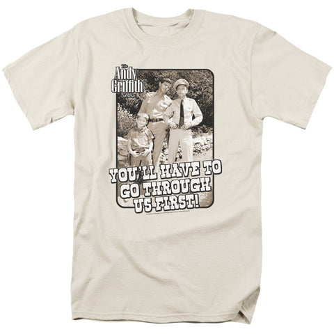 Andy Griffith Show - Through Us T-Shirt - Societee Norms - 1