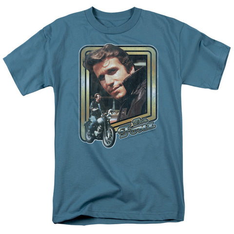 HAPPY DAYS - THE FONZ T-Shirt - Societee Norms - 1