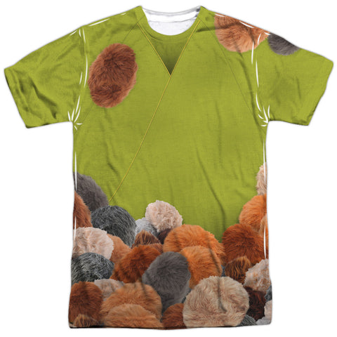 Star Trek - Tribble Costume Tee T-Shirt - Societee Norms - 1