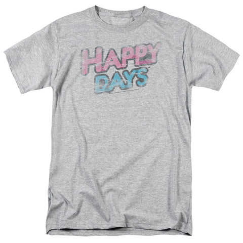 HAPPY DAYS - DISTRESSED T-Shirt - Societee Norms - 1