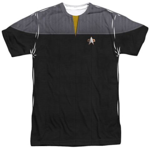 Star Trek The Next Generation - Engineering Costume Tee T-Shirt - Societee Norms - 1