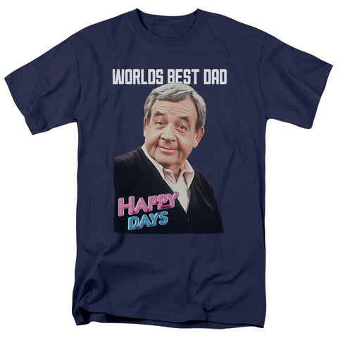HAPPY DAYS - BEST DAD T-Shirt - Societee Norms - 1
