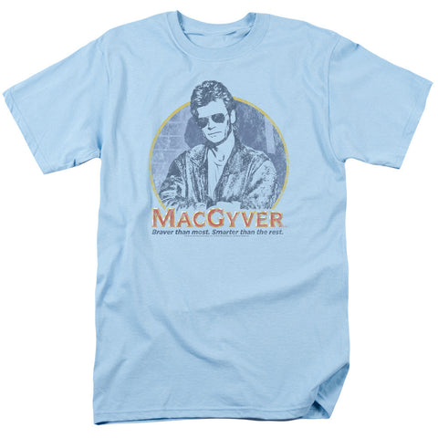 MACGYVER - TITLE T-Shirt - Societee Norms - 1