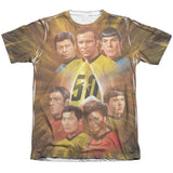 Star Trek 50th Anniversary - Crew T-Shirt - Societee Norms - 3