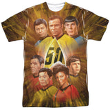 Star Trek 50th Anniversary - Crew T-Shirt - Societee Norms - 1