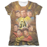 Star Trek 50th Anniversary - Crew T-Shirt - Societee Norms - 13