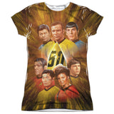 Star Trek 50th Anniversary - Crew T-Shirt - Societee Norms - 14
