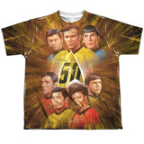 Star Trek 50th Anniversary - Crew T-Shirt - Societee Norms - 18