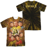 Star Trek 50th Anniversary - Crew T-Shirt - Societee Norms - 7