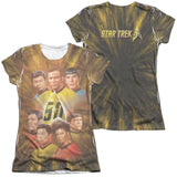 Star Trek 50th Anniversary - Crew T-Shirt - Societee Norms - 8