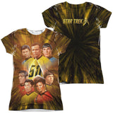 Star Trek 50th Anniversary - Crew T-Shirt - Societee Norms - 9