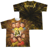 Star Trek 50th Anniversary - Crew T-Shirt - Societee Norms - 11