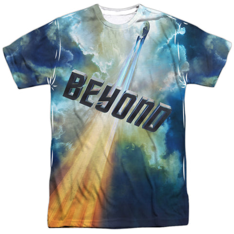 Star Trek Beoyond - Up and Away T-Shirt - Societee Norms - 1