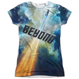 Star Trek Beoyond - Up and Away T-Shirt - Societee Norms - 13