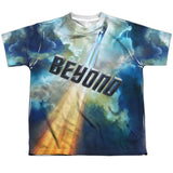 Star Trek Beoyond - Up and Away T-Shirt - Societee Norms - 17
