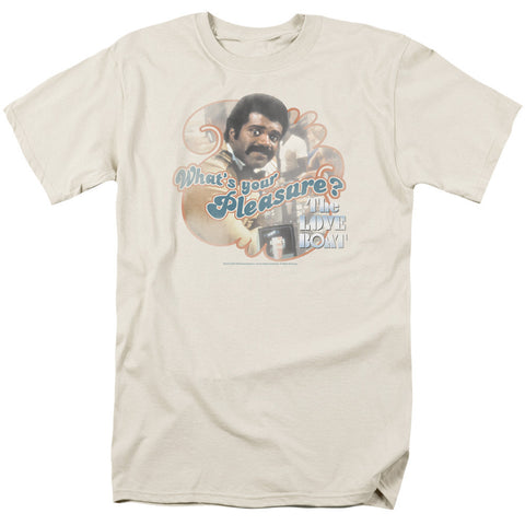 LOVE BOAT - ISSAC T-Shirt - Societee Norms - 1