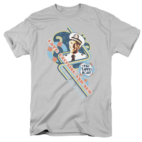 LOVE BOAT - EXCITING AND NEW T-Shirt - Societee Norms - 1