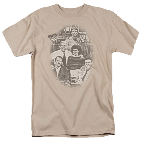 Cheers - Original Cast T-Shirt - Societee Norms