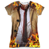 Constantine - Costume Tee T-Shirt - Societee Norms - 9