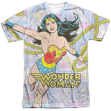 WONDER WOMAN - COLLAGE T-SHIRT