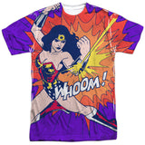 WONDER WOMAN - WONDERFUL BLAST T-SHIRT