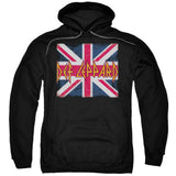 Def Leppard - Union Jack Logo T-Shirt - Societee Norms - 2